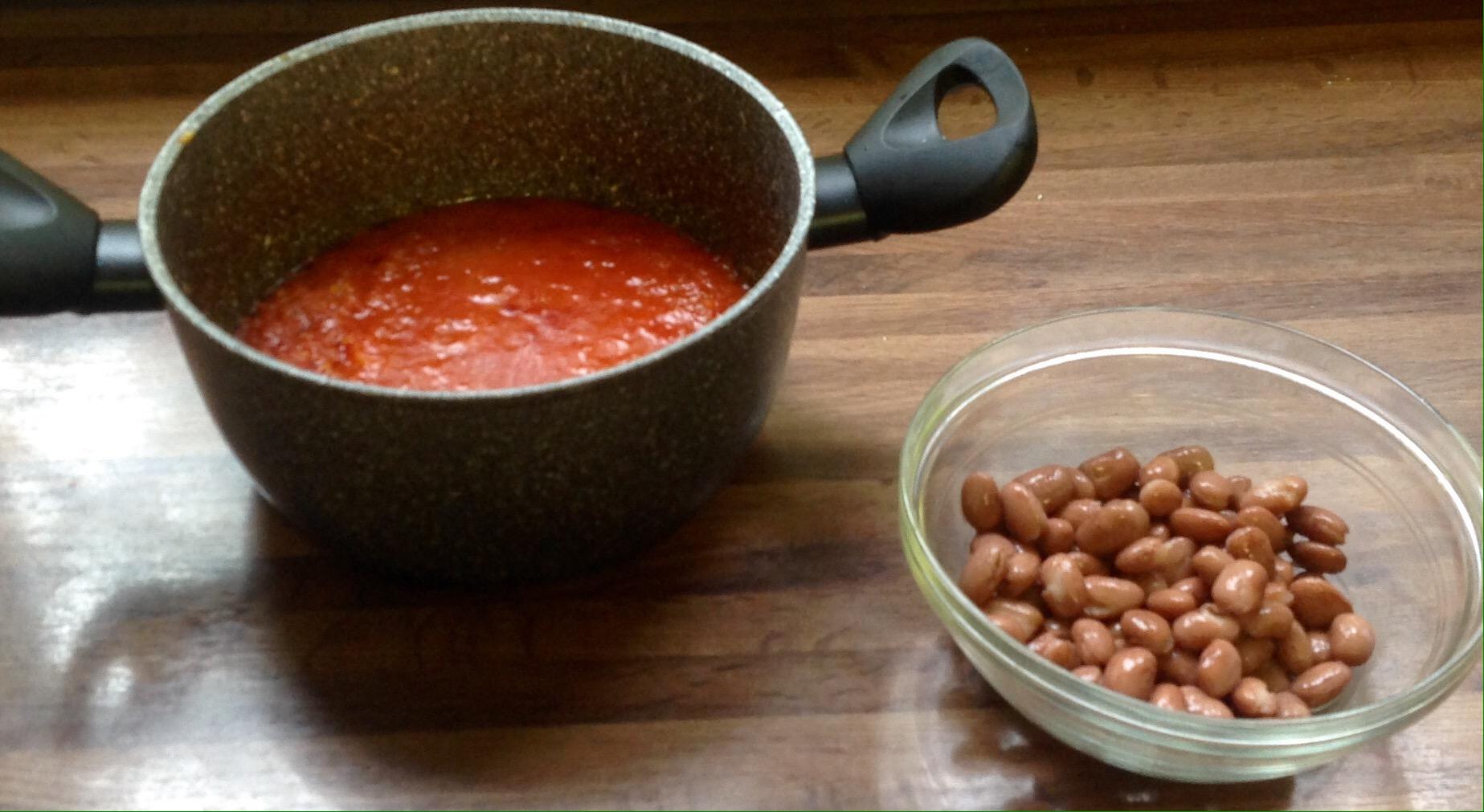 Pasta e fagioli della nonnina – Cucina Renata